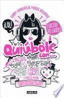 Libro de Quiúbole Con… Edición Reloaded (mujeres)