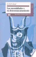 Libro de Las Mentalidades Y Su Desenmascaramiento