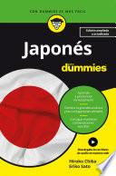 Libro de Japonés Para Dummies