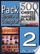Libro de Pack Ahorra Al Comprar 2 (nº 040)