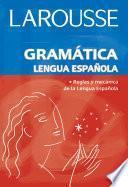 Libro de Gramática Lengua Española