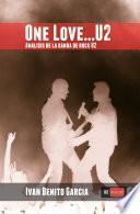 Libro de One Love… U2