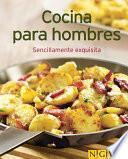 Libro de Cocina Para Hombres