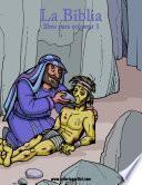 Libro de La Biblia Libro Para Colorear 1