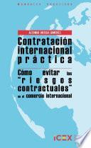 Libro de Contratación Internacional Práctica