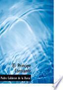 Libro de El Principe Constante