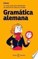 Libro de Gramática Alemana