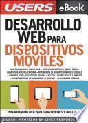 Libro de Desarrollo Web Para Dispositivos Móviles