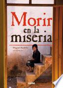 Libro de Morir En La Miseria
