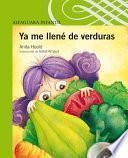 Libro de Ya Me Llené De Verduras