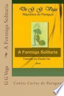 Libro de A Formiga Solitária