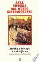 Libro de España Y Portugal En El Siglo Xix