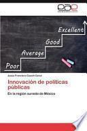 Libro de Innovación De Políticas Públicas