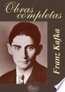 Libro de Obras Completas De Franz Kafka