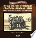 Libro de Paisajes Del Western