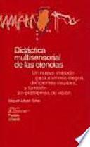 Libro de Didáctica Multisensorial De Las Ciencias