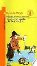 Libro de Yo, El Gran Fercho, Y La Lista Perdida