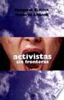 Libro de Activistas Sin Fronteras