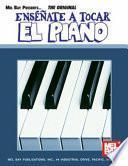 Libro de Enseate A Tocar El Piano