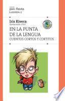 Libro de En La Punta De La Lengua