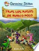 Libro de Tras Los Pasos De Marco Polo