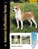 Libro de American Staffordshire Terrier