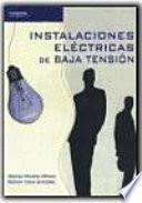 Libro de Instalaciones Eléctricas De Baja Tensión