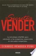 Libro de El Secreto De Vender