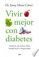 Libro de Vivir Mejor Con Diabetes
