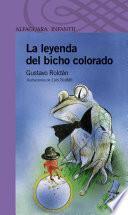 Libro de La Leyenda Del Bicho Colorado