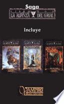 Libro de La Alianza Del Grial (trilogía)