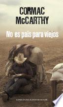 Libro de No Es País Para Viejos