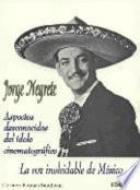 Libro de Jorge Negrete