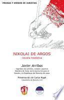 Libro de Nikolai De Argos