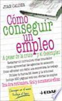 Libro de Cómo Conseguir Un Empleo