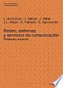 Libro de Redes, Sistemas Y Servicios De Comunicación