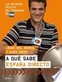 Libro de A Qué Sabe España Directo
