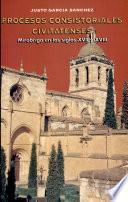 Libro de Procesos Consistoriales Civitatenses