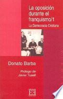 Libro de La Democracia Cristiana (1936 1977)
