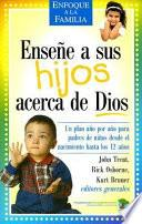 Libro de Ensene A Sus Hijos Acerca De Dios
