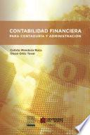 Libro de Contabilidad Financiera Para Contaduría Y Administración