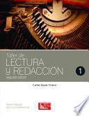 Libro de Taller De Lectura Y Redacción 1