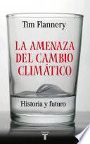 Libro de La Amenaza Del Cambio Climático