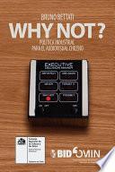Libro de Why Not? Política Industrial Para El Audiovisual Chileno