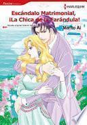 Libro de Escándalo Matrimonial, ¡la Chica De La Farándula!
