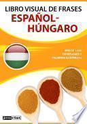 Libro de Libro Visual De Frases Español Húngaro