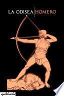 Libro de La Odisea. Homero. Ilustrado. Texto En Prosa