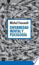 Libro de Enfermedad Mental Y Psicología