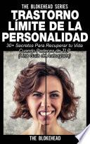 Libro de Trastorno Límite De Personalidad. Una Guía De Autoayuda