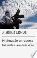 Libro de Michoacán En Guerra